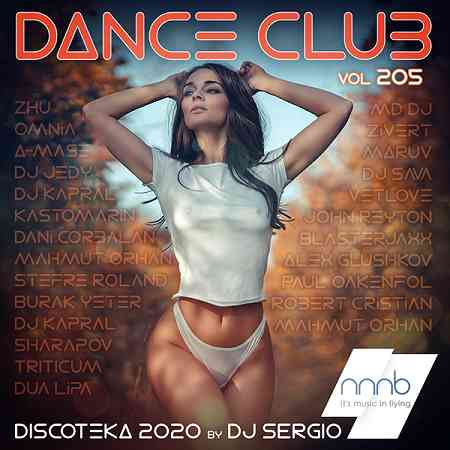 Дискотека 2020 Dance Club Vol. 205 (2020) торрент