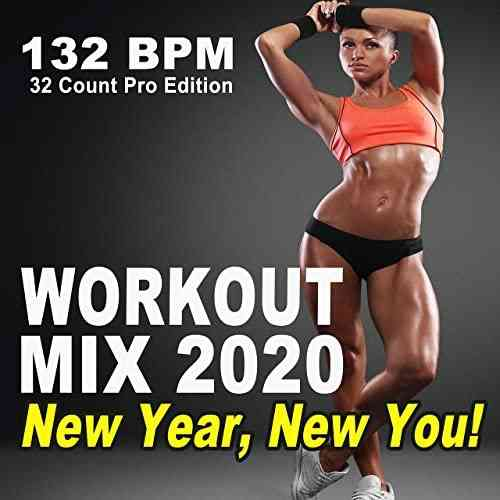 Gym Workout DJ Team - Workout Mix 2020 New Year, New You (2020) торрент