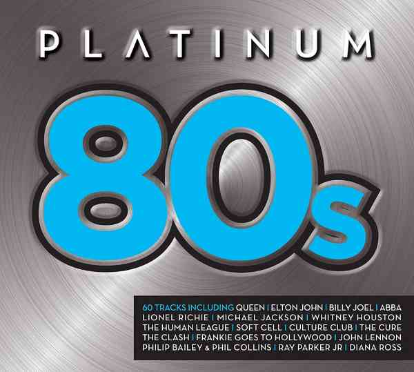 Platinum 80s [3CD] (2020) торрент