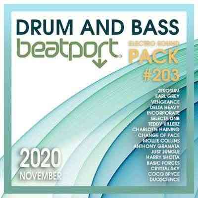 Beatport Drum And Bass: Electro Sound Pack #203.2 (2020) торрент