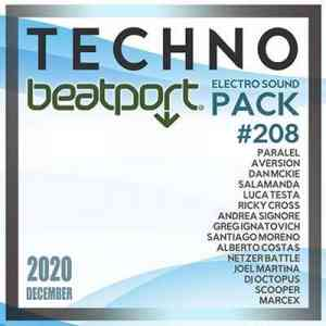 Beatport Techno: Electro Sound Pack #208