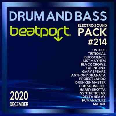Beatport Drum And Bass: Electro Sound Pack #214 (2020) торрент