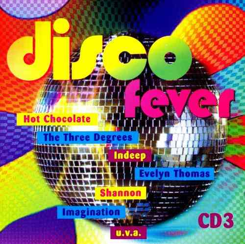 Disco Fever CD3 (1998) торрент