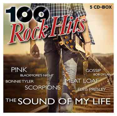 100 Rock Hits - The Sound Of My Life