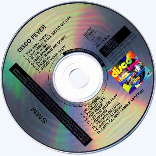 Disco Fever [3CD] (1998) торрент