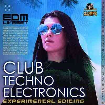 Club Techno Electronics: EDM Liveset (2020) торрент