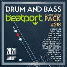 Beatport D&B: Electro Sound Pack #218 (2021) торрент