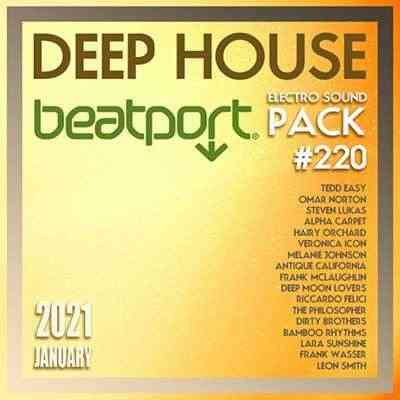 Beatport Deep House: Electro Sound Pack #220