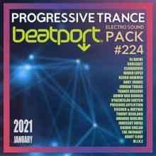 Beatport Progressive Trance: Sound pack #224 (2021) торрент