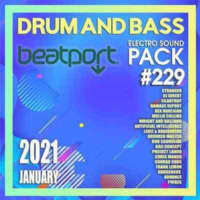 Beatport D&B: Electro Sound Pack #229 (2021) торрент