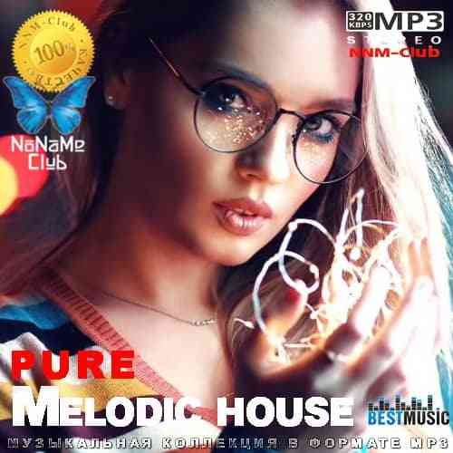 pure Melodic house (2021) торрент