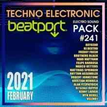 Beatport Techno Electronic: Electro Sound Pack #241 (2021) торрент