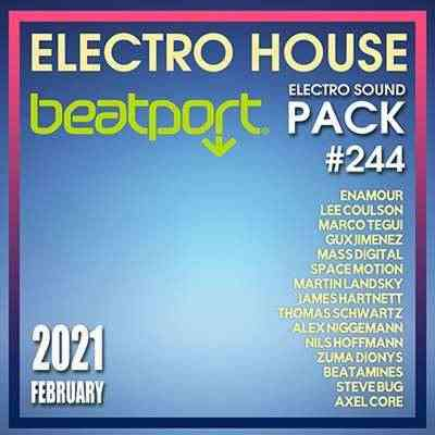 Beatport Electro House: Sound Pack #244 (2021) торрент