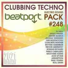 Beatport Club Techno: Sound Pack #248 (2021) торрент