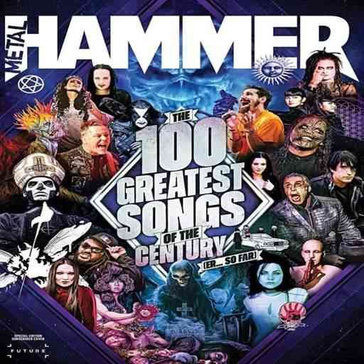 The Metal Hammer - 100 GREATEST SONGS OF THE CENTURY (2021) торрент