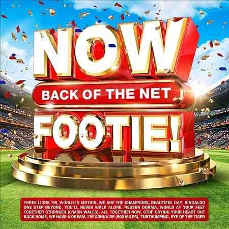 NOW That's What I Call Footie [2CD] (2021) торрент