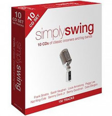 Simply Swing (Box Set, 10 CD) (2012) торрент