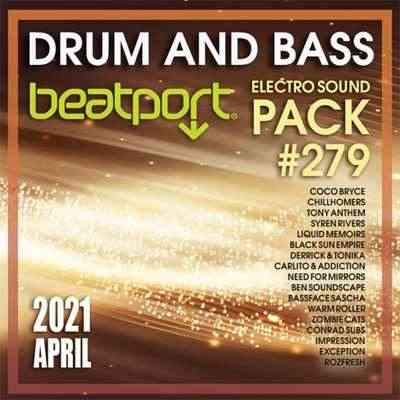 Beatport Drum And Bass: Sound Pack #279 (2021) торрент